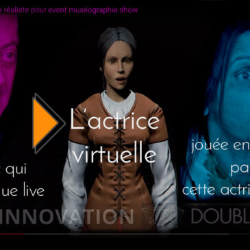 Acteur virtuel demo
