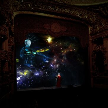 Video set Alcina Haendel Nancy opera